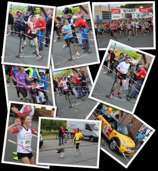 Bilder 18. Berglauf 2015